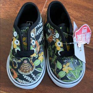 Disney Jungle Book Vans